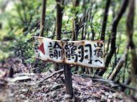 2011年6月 愉鶴羽山(兵庫県淡路島)
